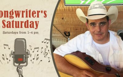 Songwriter's Saturday at Apple Valley