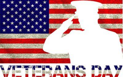 Apple Valley Veterans Day Specials