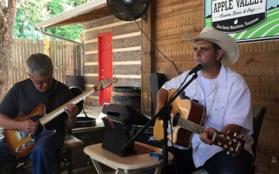 Live Music by John Fee on July 4th