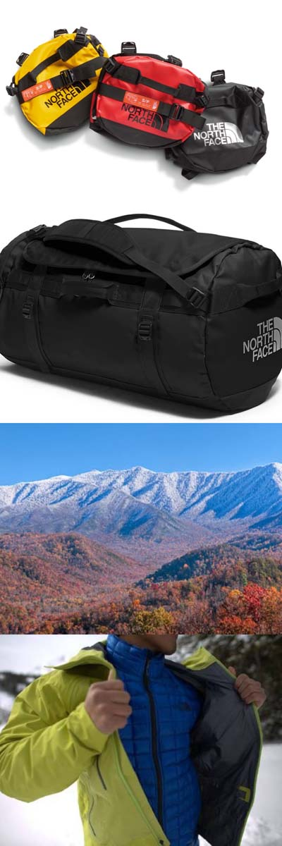 Apple Valley North Face Gear