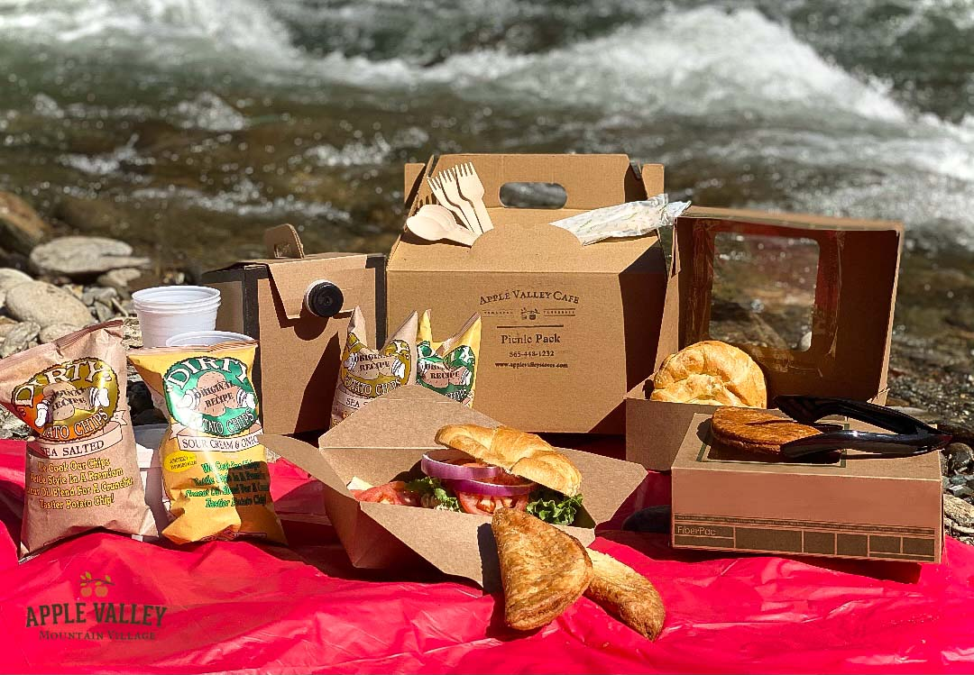 Apple Valley Cafe Picnic Packs