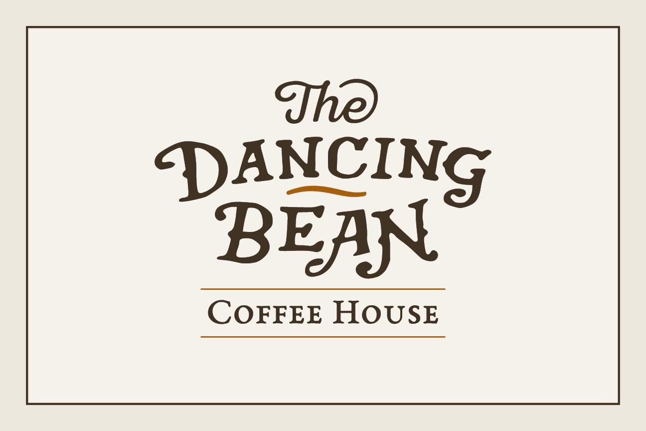 The Dancing Bean Logo