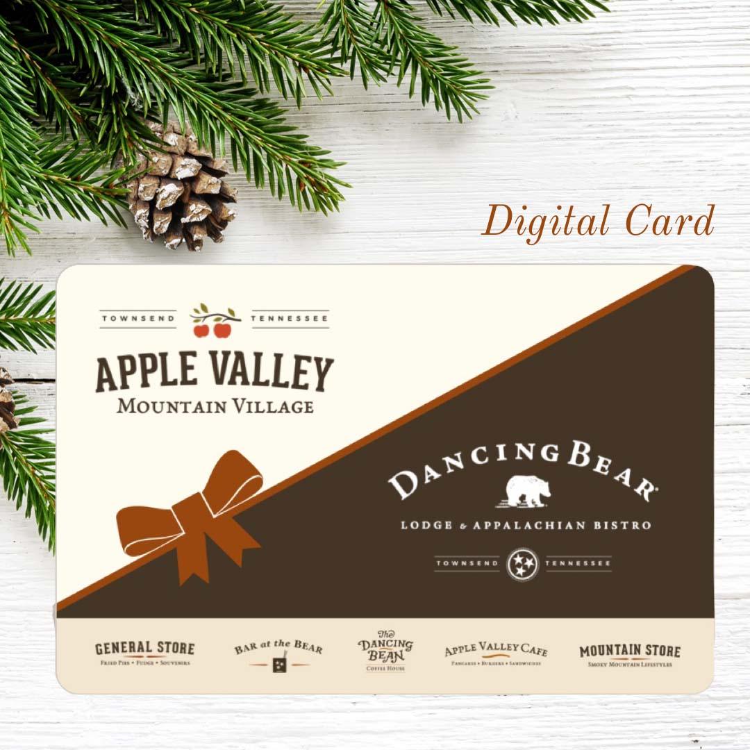 Apple Valley Digital Gift Card